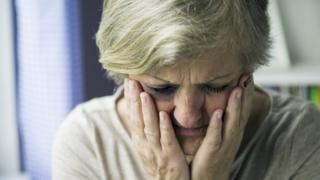 Older abuse victim
