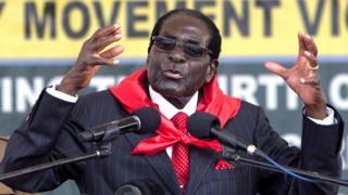 Umupasitori avuga ko Imana yisubiyeko, Prezida Mugabe abandanya kwiberaho