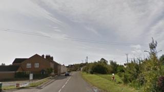 Wisbech Road near Outwell