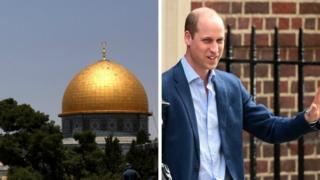 Jerusalem & Prince William