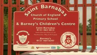 St Barnabas Church of England Primary School