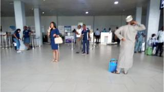 Many passengers bin dey consider to do protest sake of di situation for PH Int'l airport
