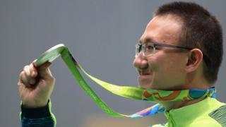 Wu obteve primeira medalha brasileira no tiro desde 1920
