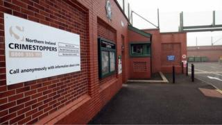 The man died in a cell at Lisburn police station early on Friday morning
