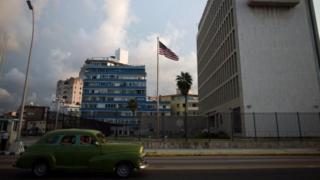 Посольство США на Кубе