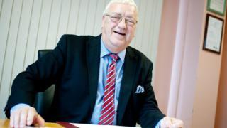 Councillor Bob Wellington