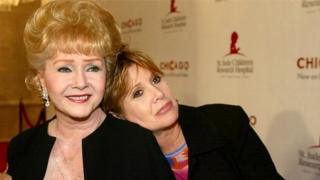 ڈیبی اور کیری فشر
