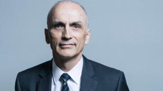 Chris Williamson MP official portrait taken in 2017