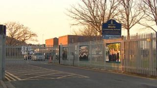 Worle Community School, Weston-super-Mare, Somerset