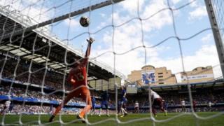 Chelsea na Burnley
