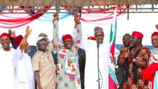 Achụmnta vootu Buhari