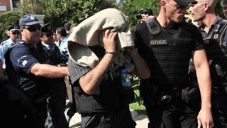 Yunanistan'a kaçan askerler