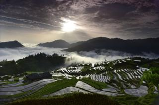 The Miao Terraces by Mingli Tian