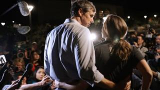 Beto O'Rourke mang lại hy vọng ở Texas