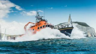 RNLI lifeboat, Isle of Man