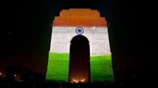 ایندیا گیت- دهلی- هند