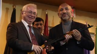 روسيه افغانستان