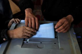 انتخابات پارلمانی افغانستان قرار است سال آینده برگزار شود