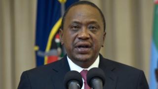 Prezida Kenyatta yasavye abakenya gutorera mu mahoro n'umutekano