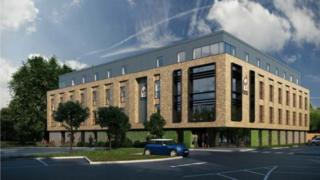 Ronald McDonald House design for John Radcliffe