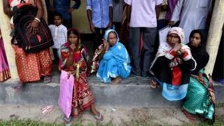 ساکنان بنگالی ایالت آسام