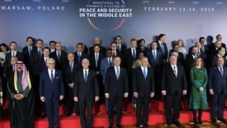 کنفرانس امنیتی ورشو