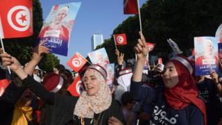 منتخبون في تونس