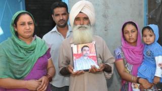 iraq, mosul, death, mortal remains, KAPURTHALA, Amritsar