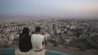 چشم اندازی از شمال تهران