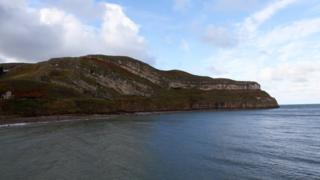 The Great Orme headland