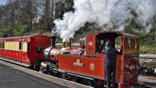 Isle of Man railway