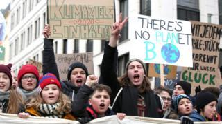 акція в Берліні