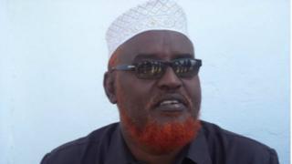 Rais wa jimbo la Jubaland nchini Somalia