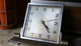 Saat uygulaması