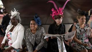 Women at Royal Ascot