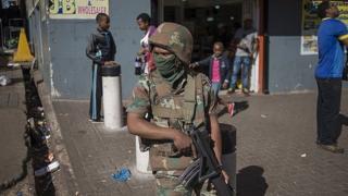 Des violences a caractère xénophobes ont déjà eu lieu à Pretoria