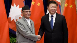 चीन-नेपाल