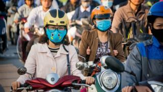 Gần đây, chỉ số chất lượng không khí (AQI) nhiều nơi ở Hà Nội được cảnh báo là cực kỳ nguy hại
