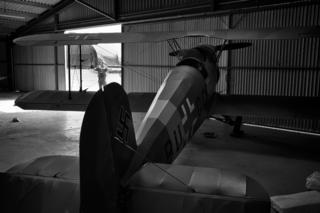 Deanland hangar