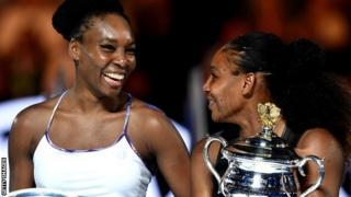 Venus Williams y Serena Williams