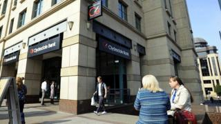 Clydesdale Bank branch
