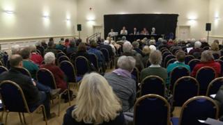 Public meeting to discuss Deer Park