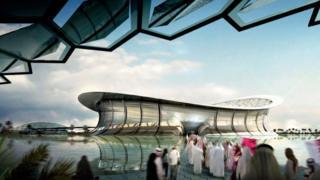 Estádio da Copa do Qatar