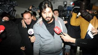 Reza Zarrab, 17 Aralık 2013'teki 'yolsuzluk ve rüşvet operasyonu' sırasında gözaltına alınmıştı.