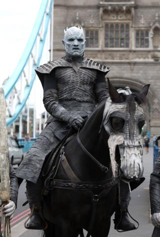 Night king for Game of Thtones