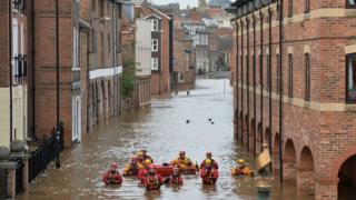 York floods 2015