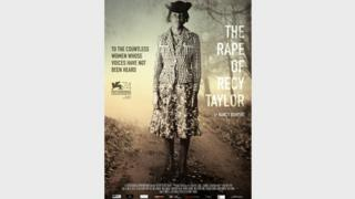 Picture of Recy Taylor from documentary poster