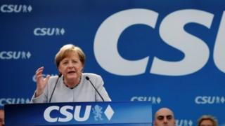 Kansela wa Ujerumani Angela Merkel pia alilaani tukio la shambilizi la Kabul