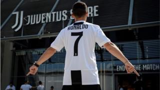 Người hâm mộ Juventus đang rất nóng lòng chờ đợi ngày ra mắt của CR7