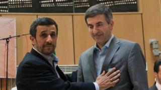 اسفندیار رحیممشایی نزدیکترین چهره سیاسی به محمود احمدینژاد محسوب میشود